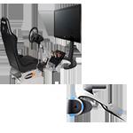 Xbox Kinec в клубе виртуальной реальности VRLIFE