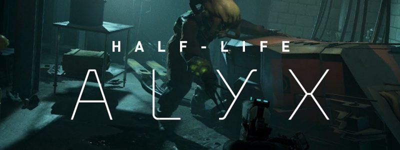 HALF-LIFE:ALYX